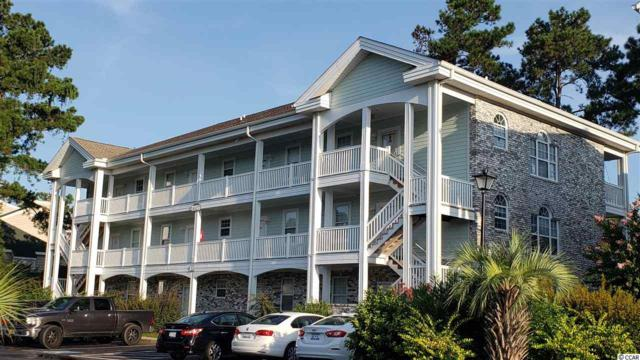 4627 Wild Iris Dr. #301, Myrtle Beach, SC 29577 (MLS #1915488) :: James W. Smith Real Estate Co.