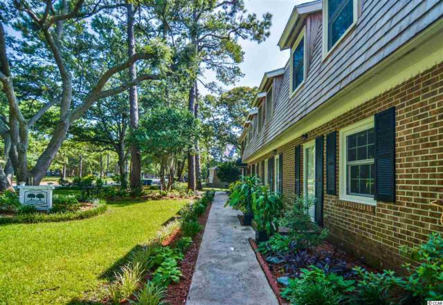 7100 Porcher Dr. C, Myrtle Beach, SC 29572 (MLS #1915518) :: The Hoffman Group