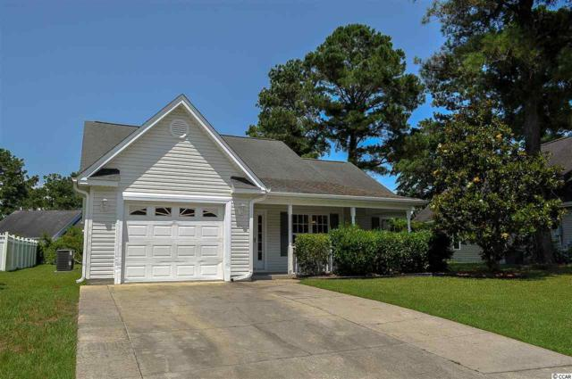 314 Foxridge Dr., Myrtle Beach, SC 29588 (MLS #1915553) :: The Hoffman Group
