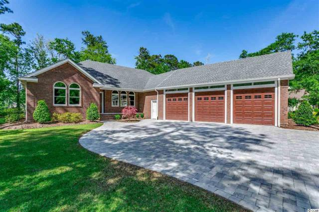 225 Georgetown Dr., Pawleys Island, SC 29585 (MLS #1915554) :: The Hoffman Group