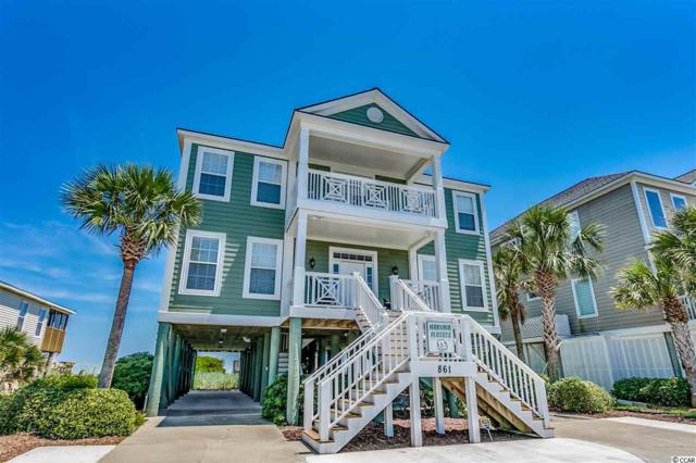 861 S Waccamaw Dr., Garden City Beach, SC 29576 (MLS #1915559) :: Right Find Homes