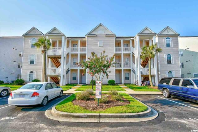 114 Fountain Pointe Ln. #201, Myrtle Beach, SC 29579 (MLS #1915580) :: The Lachicotte Company