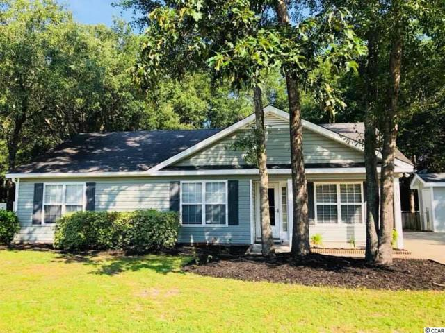 560 Crusade Circle, Conway, SC 29526 (MLS #1915585) :: The Litchfield Company