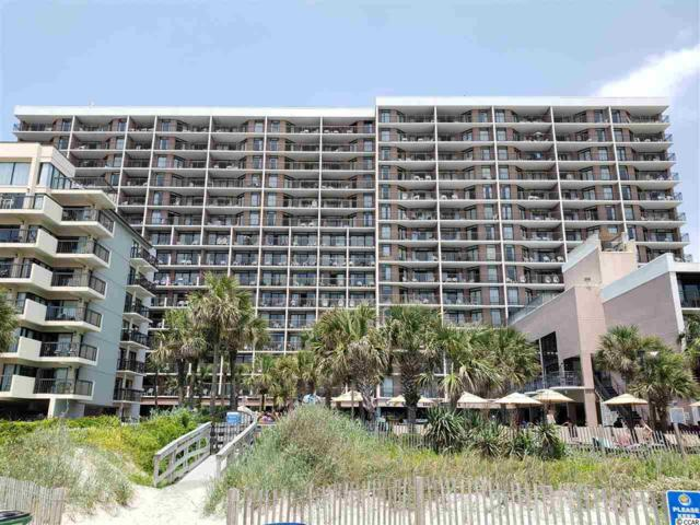 7200 N Ocean Blvd. #861, Myrtle Beach, SC 29577 (MLS #1915598) :: United Real Estate Myrtle Beach