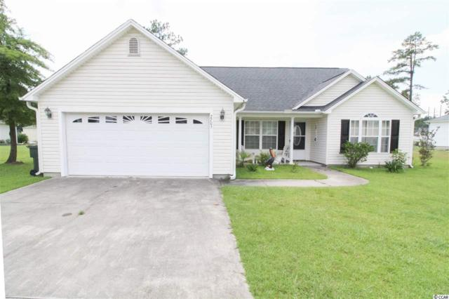 2705 Ivy Glen Dr., Conway, SC 29526 (MLS #1915602) :: The Hoffman Group