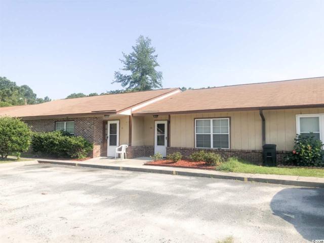 1200 Zion Dr. B-5, Myrtle Beach, SC 29588 (MLS #1915604) :: The Hoffman Group