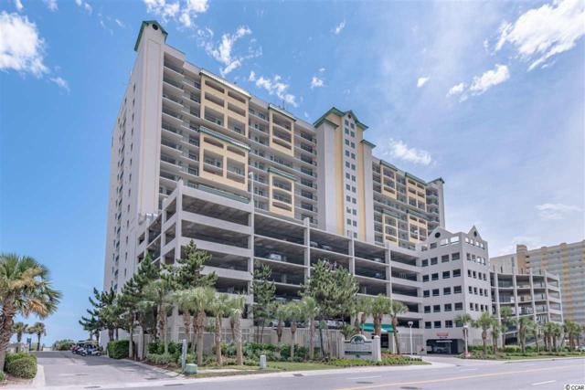 201 S Ocean Blvd. #502, North Myrtle Beach, SC 29582 (MLS #1915615) :: James W. Smith Real Estate Co.