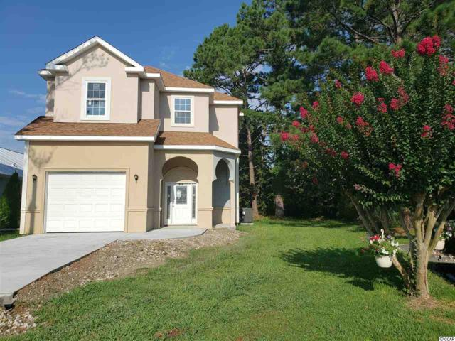 866 Brenda Pl., Myrtle Beach, SC 29577 (MLS #1915644) :: The Greg Sisson Team with RE/MAX First Choice
