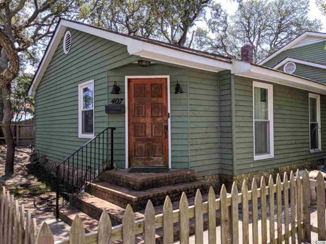 407 6th Ave. N, Myrtle Beach, SC 29577 (MLS #1915646) :: The Litchfield Company