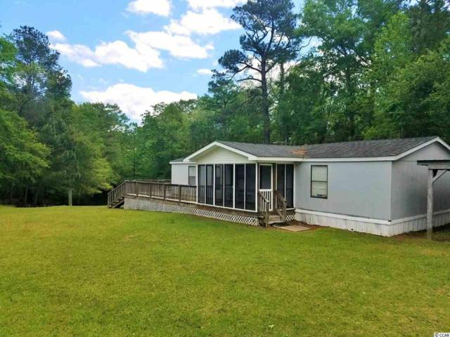 808 Muster Shad Rd., Georgetown, SC 29440 (MLS #1915655) :: The Hoffman Group