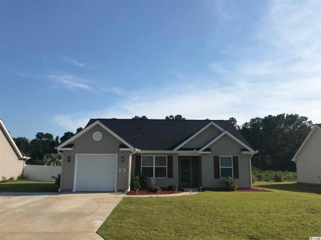 301 Encore Circle, Myrtle Beach, SC 29579 (MLS #1915670) :: Coldwell Banker Sea Coast Advantage