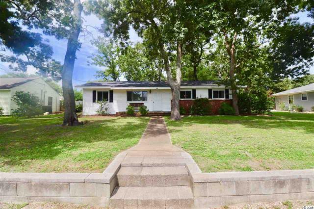 406 Sunset Trail, Myrtle Beach, SC 29577 (MLS #1915671) :: Hawkeye Realty