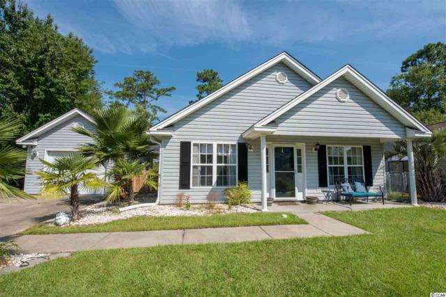 4863 Right End Ct., Myrtle Beach, SC 29579 (MLS #1915701) :: Jerry Pinkas Real Estate Experts, Inc