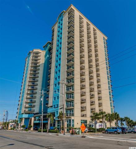 504 Ocean Blvd. N 1603 A & B, Myrtle Beach, SC 29577 (MLS #1915718) :: The Hoffman Group