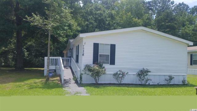 7549 Aubrey Ln., Myrtle Beach, SC 29588 (MLS #1915734) :: James W. Smith Real Estate Co.