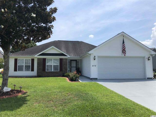 272 Jessica Lakes Dr., Conway, SC 29526 (MLS #1915739) :: The Lachicotte Company
