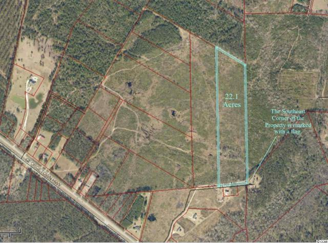 TBD Country Ln., Georgetown, SC 29440 (MLS #1915742) :: The Hoffman Group