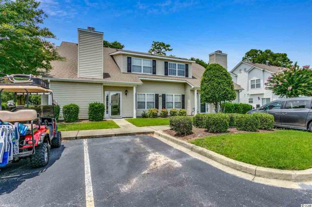 503 20th Ave. N 45-D, North Myrtle Beach, SC 29582 (MLS #1915743) :: The Lachicotte Company