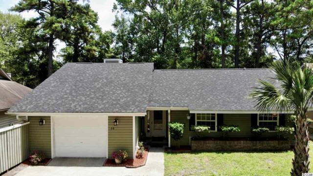 16 Gate 5, Carolina Shores, NC 28467 (MLS #1915751) :: Garden City Realty, Inc.