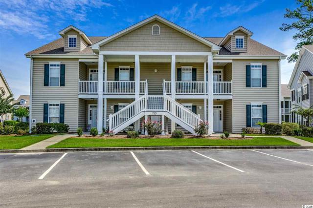 213 Moonglow Circle #102, Murrells Inlet, SC 29576 (MLS #1915778) :: The Lachicotte Company