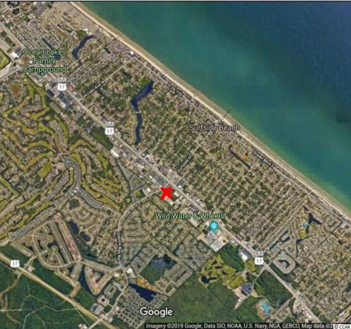 TBD Sandy Ln., Surfside Beach, SC 29575 (MLS #1915780) :: James W. Smith Real Estate Co.