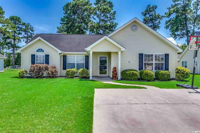 413 Carolina Woods Dr., Myrtle Beach, SC 29588 (MLS #1915791) :: Berkshire Hathaway HomeServices Myrtle Beach Real Estate