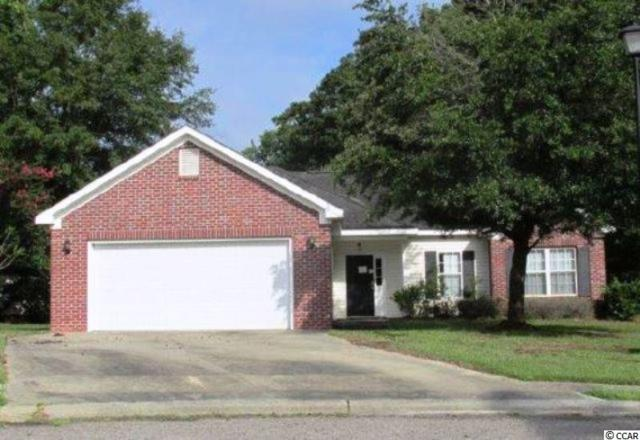 145 Jessica Lakes Dr., Conway, SC 29526 (MLS #1915795) :: Hawkeye Realty