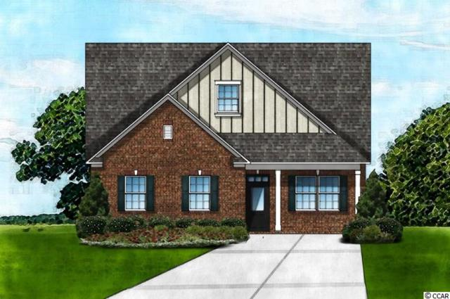 1833 Wood Stork Dr., Conway, SC 29526 (MLS #1915803) :: The Hoffman Group