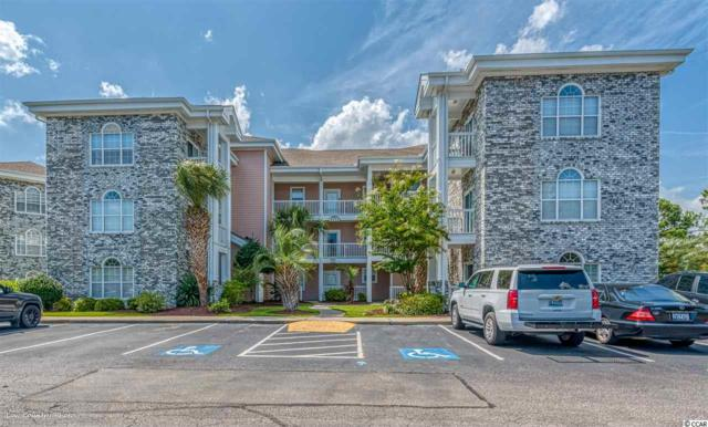4713 Wild Iris Dr. #105, Myrtle Beach, SC 29577 (MLS #1915807) :: The Hoffman Group