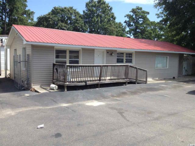 4670 Socastee Blvd., Myrtle Beach, SC 29588 (MLS #1915836) :: James W. Smith Real Estate Co.
