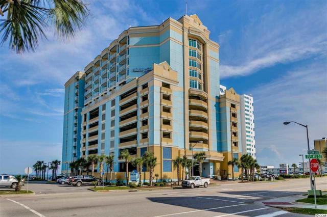 2501 S Ocean Blvd. #923, Myrtle Beach, SC 29577 (MLS #1915839) :: Hawkeye Realty