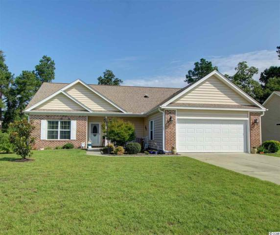 129 Echaw Dr., Conway, SC 29526 (MLS #1915847) :: Right Find Homes