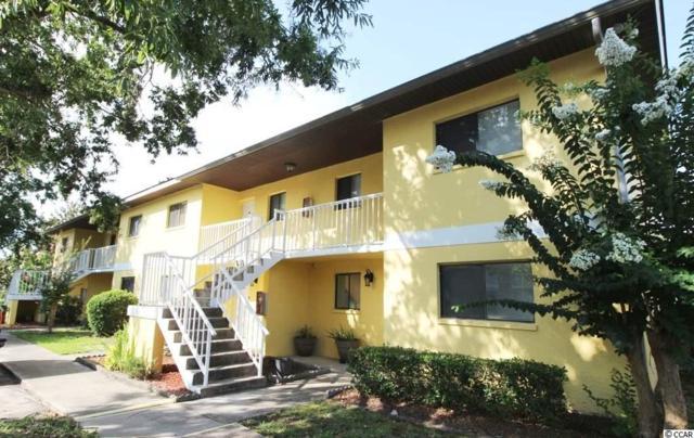 1301 Pridgen Rd. #804, Myrtle Beach, SC 29577 (MLS #1915860) :: Jerry Pinkas Real Estate Experts, Inc