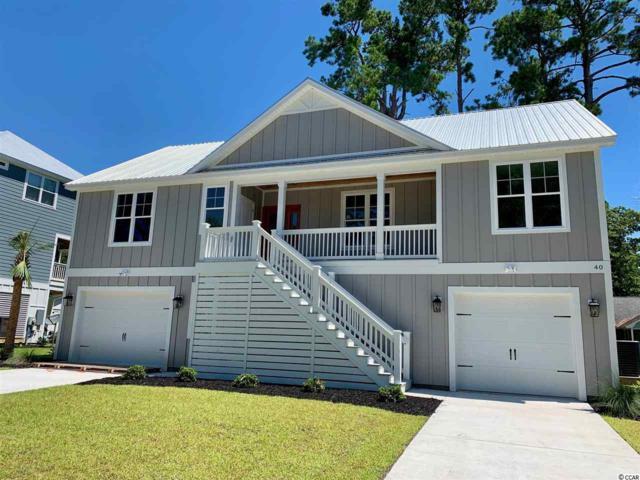 40 Wild Rice Dr., Pawleys Island, SC 29585 (MLS #1915866) :: Jerry Pinkas Real Estate Experts, Inc
