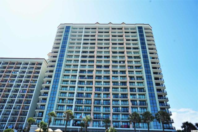 3000 N Ocean Blvd. #1205, Myrtle Beach, SC 29577 (MLS #1915870) :: Sloan Realty Group