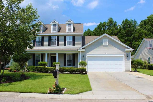 233 Carriage Lake Dr., Little River, SC 29566 (MLS #1915892) :: Hawkeye Realty