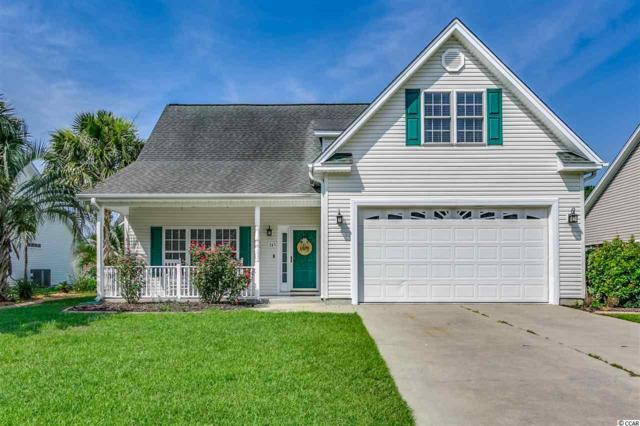 243 Fox Catcher Dr., Myrtle Beach, SC 29588 (MLS #1915910) :: Keller Williams Realty Myrtle Beach