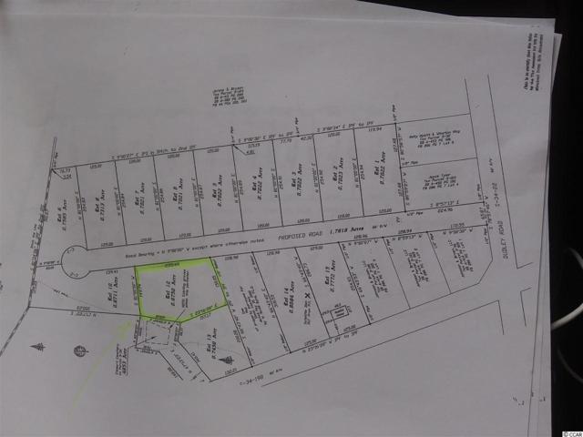 TBD Ridge Rd., Marion, SC 29571 (MLS #1915913) :: Berkshire Hathaway HomeServices Myrtle Beach Real Estate