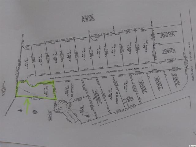 TBD Ridge Rd., Marion, SC 29571 (MLS #1915917) :: Berkshire Hathaway HomeServices Myrtle Beach Real Estate