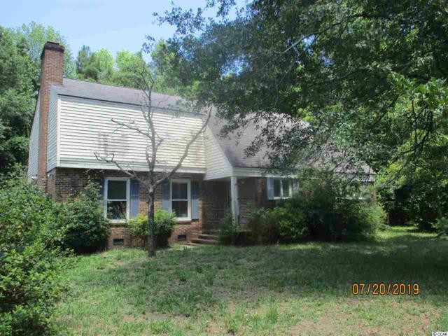 436 Golf Course Rd., Whiteville, NC 28472 (MLS #1915932) :: The Litchfield Company