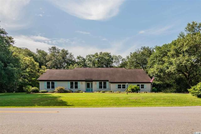 641 Crooked Oak Dr., Pawleys Island, SC 29585 (MLS #1915941) :: United Real Estate Myrtle Beach