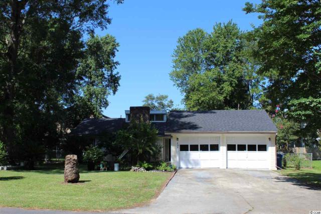 895 Pinner Pl., Myrtle Beach, SC 29577 (MLS #1915951) :: Berkshire Hathaway HomeServices Myrtle Beach Real Estate