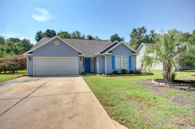 617 West Oak Circle Dr., Myrtle Beach, SC 29588 (MLS #1915953) :: James W. Smith Real Estate Co.
