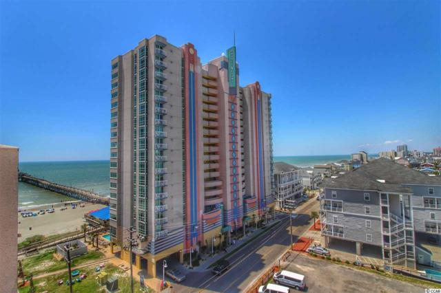 3500 N Ocean Blvd. N #807, North Myrtle Beach, SC 29582 (MLS #1915976) :: The Hoffman Group
