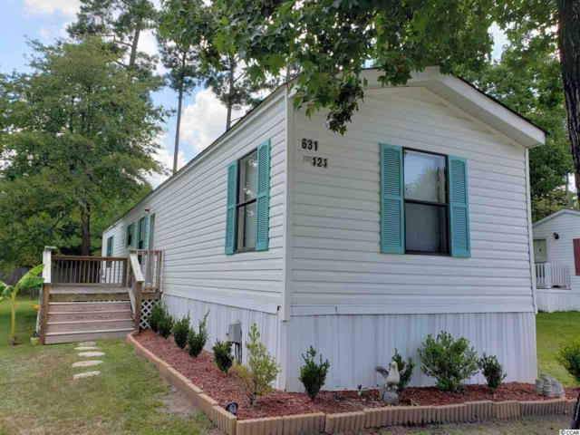 631 Mcgee Dr., Myrtle Beach, SC 29588 (MLS #1915981) :: Berkshire Hathaway HomeServices Myrtle Beach Real Estate