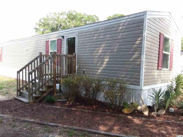 814 Seaside Dr., North Myrtle Beach, SC 29582 (MLS #1915998) :: The Litchfield Company