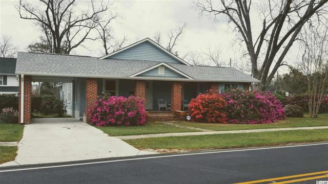 4705 Walnut St., Loris, SC 29569 (MLS #1915999) :: Berkshire Hathaway HomeServices Myrtle Beach Real Estate