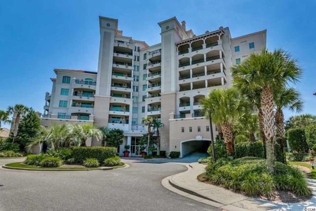 130 Vista Del Mar Ln. 1-802, Myrtle Beach, SC 29572 (MLS #1916002) :: Jerry Pinkas Real Estate Experts, Inc