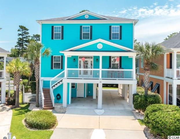 19 South Beach Dr., Surfside Beach, SC 29575 (MLS #1916026) :: The Litchfield Company