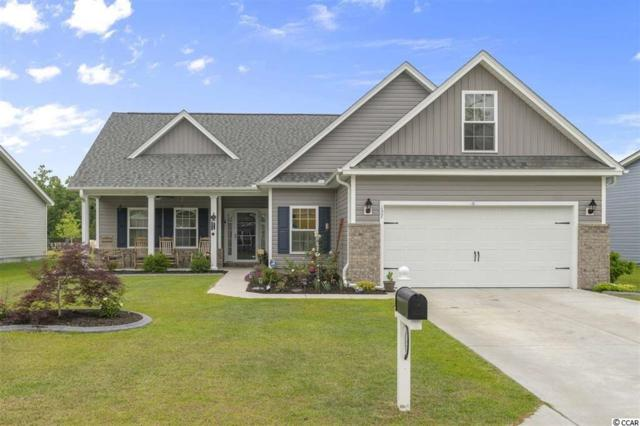 137 Yeomans Dr., Conway, SC 29526 (MLS #1916042) :: The Litchfield Company